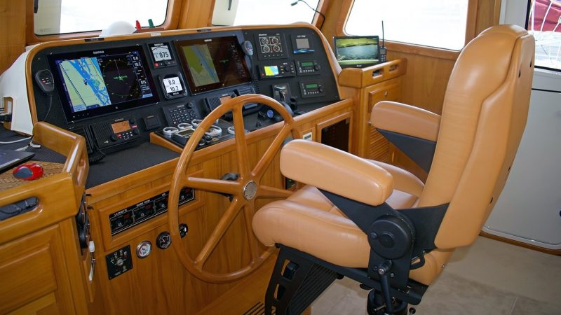 Sweet Ride Pilothouse