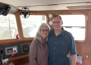Mike and Elaine Bremmer
