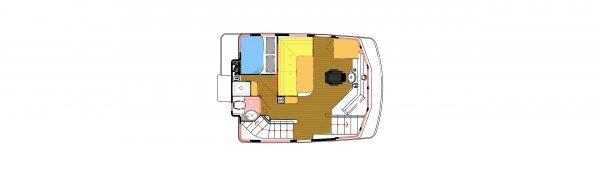 Pilothouse layout