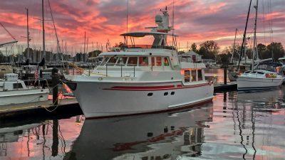 Nordhavn 50 - Wild Rumpus JMYS Trawler Listing