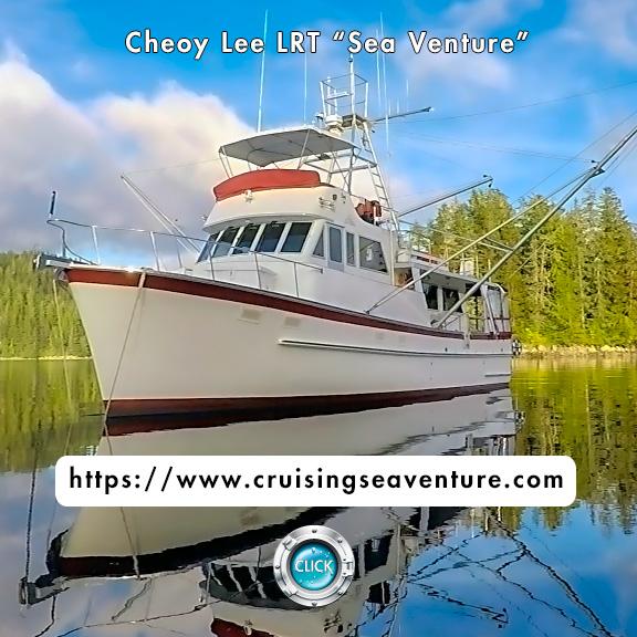 54 Cheoy Lee LRT - Sea Venture
