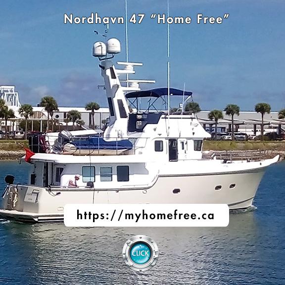 Nordhavn 47 Home Free Blog