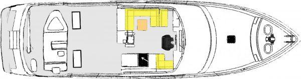 Snowbird-73-True-Love-JMYS-Trawler-Listing-Flybridge-Deck