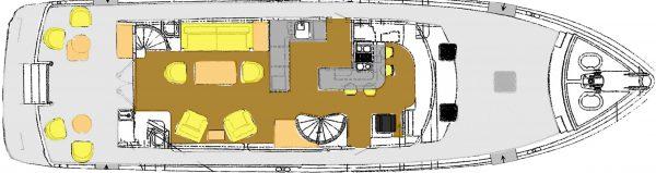 Snowbird-73-True-Love-JMYS-Trawler-Listing-Main-Deck