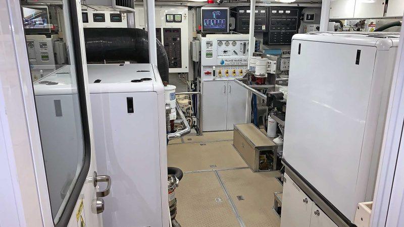 True Love Engine Room Layout