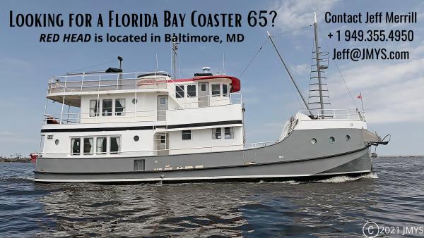 Looking for a Florida Bay Coaster 65?